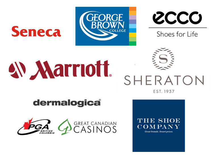 Milano Software business partner logos