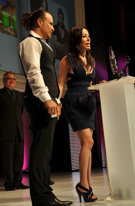 beauty industry award in which Milano Software sponsors