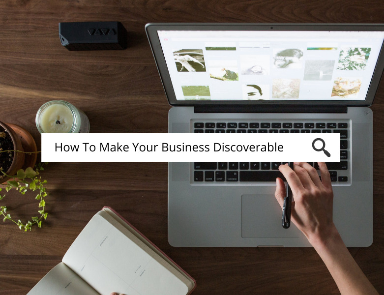 Advice on how to make your business discoverable from Milano Software blog post