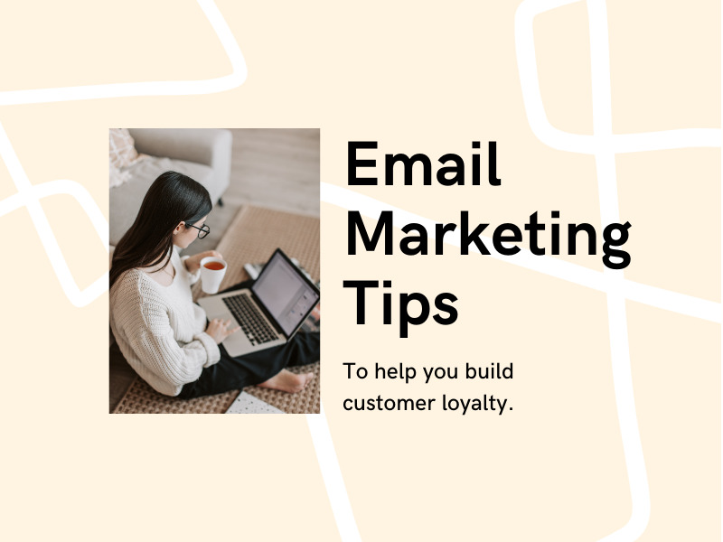 Email marketing tips from Milano Software blog post